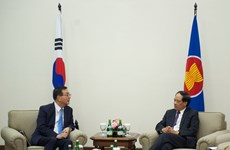 ASEAN backs peace efforts in Korean Peninsula