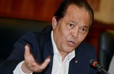 FIFA suspends Thai football chief for 90 days