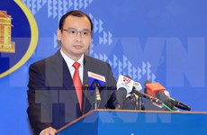 Vietnam protests China's illegal lighthouse construction: Spokesperson