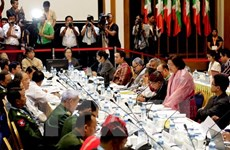 Myanmar: Five armed groups out of list of illegal organisations