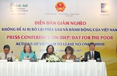 Vietnam takes lead in measuring multidimensional poverty: Minister