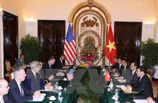 TPP negotiations expected to end later 2015: US Secretary of State