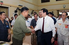 State leader pays working visit to Nghe An