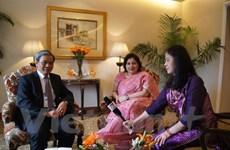 Vietnam-India relations stronger than ever: ambassadors