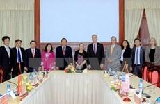 US to strengthen judicial exchange with Vietnam
