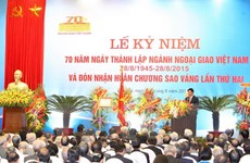 Foreign congratulatory messages on Vietnam's National Day