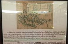 Hoang Sa, Truong Sa exhibition comes to Mekong Delta