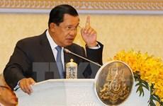 Cambodia borrows France's map to verify border demarcation
