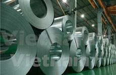 Vietnamese zinc-coated steel not dumped in Australia