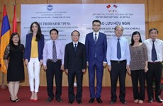 Exchange promotes Vietnam-Armenia friendship