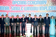 National single window customs mechanism launched