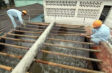 Denmark helps Vietnam train workforce for water projects