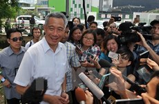 Singapore's PAP triumphs general election