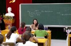 Vietnamese teacher to receive Thai Princess awards
