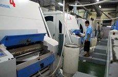 Industrial production rises 10 percent in first nine months