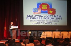 Forum in Malaysia presents Vietnam's business environment