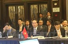 Vietnam attends ASEAN transnational crime meeting