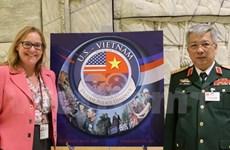 Vietnam, US convene 6th Defence Policy Dialogue