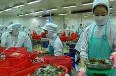 Vietnamese shrimp exports to UK rise