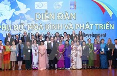 Hanoi forum discusses women's role in equality, development