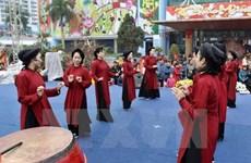 Xoan singing impresses international heritage experts