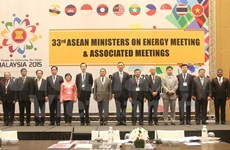 ASEAN, partner countries vow to ensure energy security