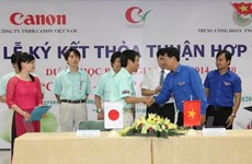 """Canon """"cultivates future talents"""" with nationwide scholarships"""