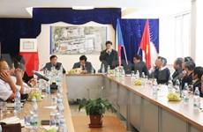 Vietnam, Czech Republic vow joint efforts in crime prevention