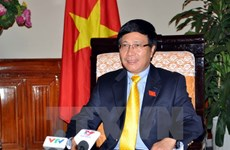 Vietnam's election to ECOSOC crucial to int'l integration: Deputy PM