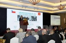 Vietnam, Czech Republic target 1 bln USD in two-way trade