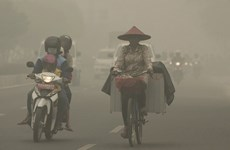 Southern Thailand hit by worst haze from Indonesia
