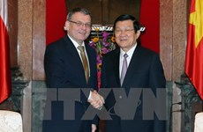 Czech Republic hopes for early signing of Vietnam-EU FTA