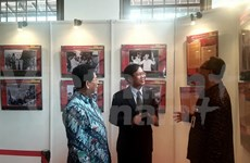 Exhibition highlights Vietnam-Indonesia diplomatic ties