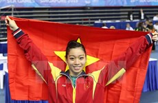 Gymnast fails in bid to win place at Rio Olympics