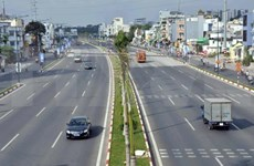 New flyover put into operation in northern Hanoi