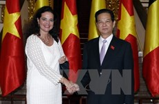 PM proposes multi-faceted cooperation with Belgium