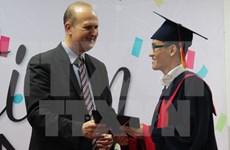 Int'l degrees granted to Vietnam-Germany University graduates