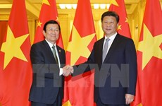 Chinese top leader's State visit significant to bilateral ties
