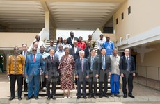 CPV, Mozambique's Frelimo party enhance cooperation