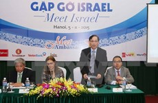 Vietnam optimises trade ties with Israel