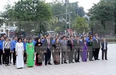 Hanoi leaders commemorate Russia's October Revolution