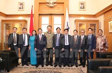 Hanoi wants to share urban development experience with Jakarta