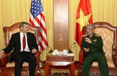 Vietnam, US seek closer ties in war consequence settlement