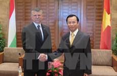 Hungarian Speaker visits central Da Nang city