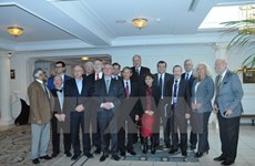European parliamentarians' group for friendship with Vietnam set up