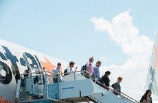 Jetstar Asia starts service from Singapore to Da Nang