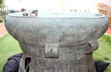 Vietnam's ancient Dong Son drum found in Timor Leste