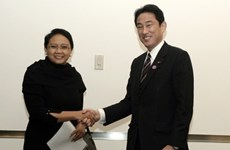 """Japan, Indonesia to hold """"2-plus-2"""""""" security talks"""