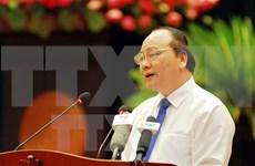 Anti-corruption fight requires high resolve: Deputy PM Phuc