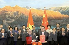 NA Chairman's visit enhance Vietnam-China political trust: official